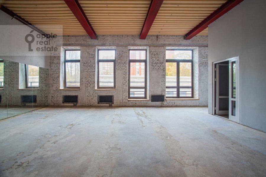 Гостиная в квартире-студии по адресу проезд Аэропорта 8