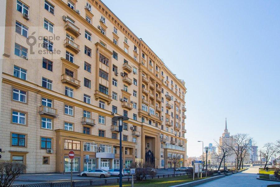 Фото дома 2-комнатной квартиры по адресу Новый Арбат 31/12