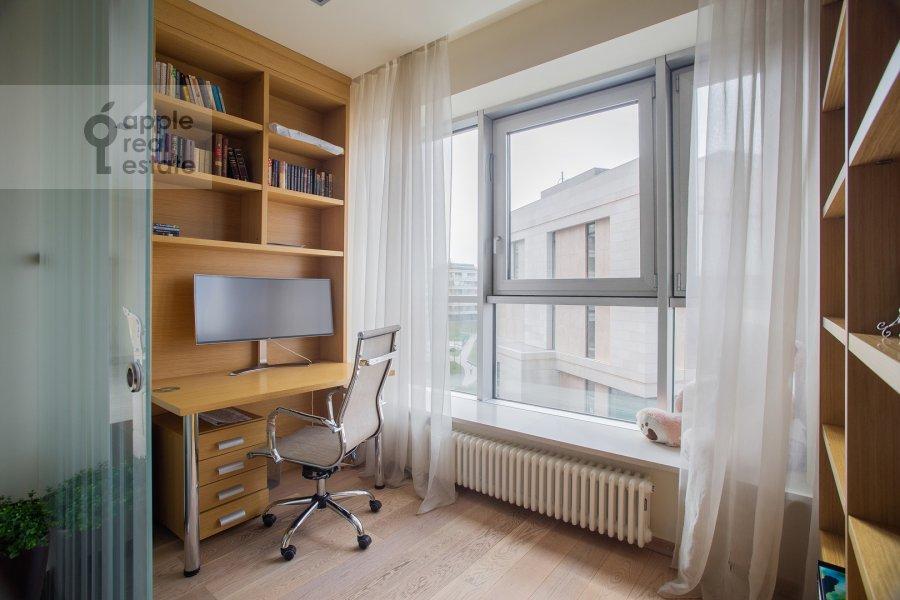 Детская комната / Кабинет в 2-комнатной квартире по адресу Улофа Пальме ул. 7