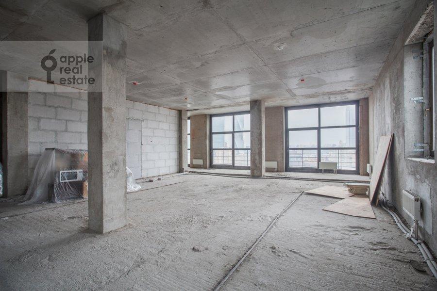 Гостиная в квартире-студии по адресу Резервный проезд 4
