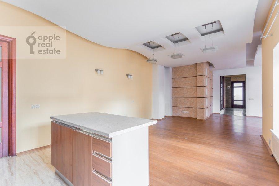 Kitchen of the 5-room apartment at Filippovskiy per. 9