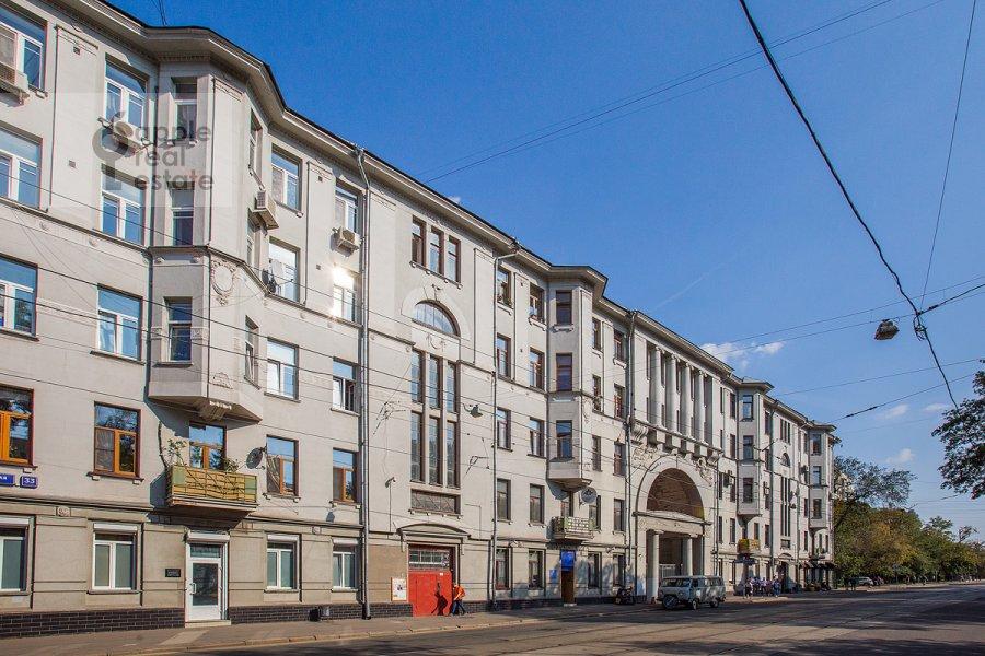 Фото дома 5-комнатной квартиры по адресу Новокузнецкая ул. 33с1