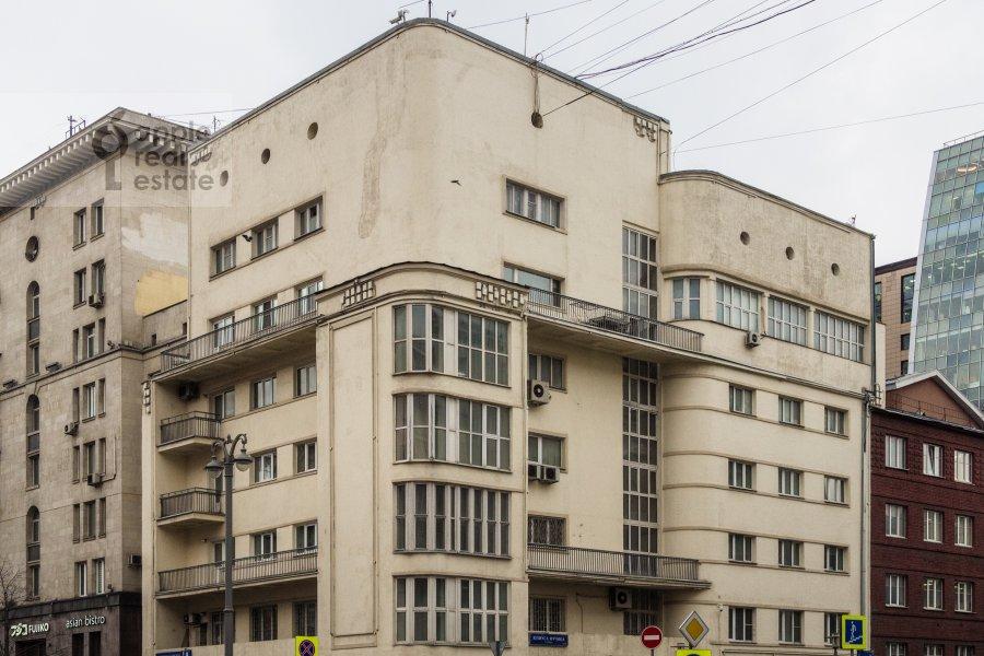 Фото дома 4-комнатной квартиры по адресу Тверская-Ямская 1-я ул. 9