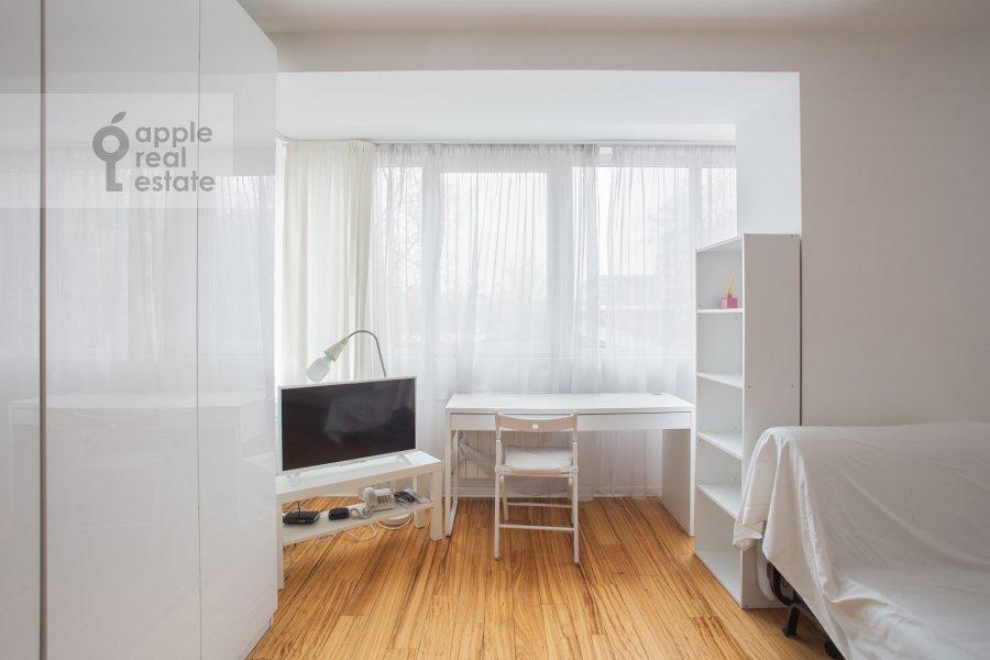 Гостиная в 1-комнатной квартире по адресу Комсомольский пр-т. 27А