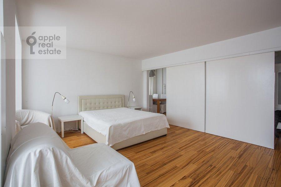 Спальня в 1-комнатной квартире по адресу Комсомольский пр-т. 27А