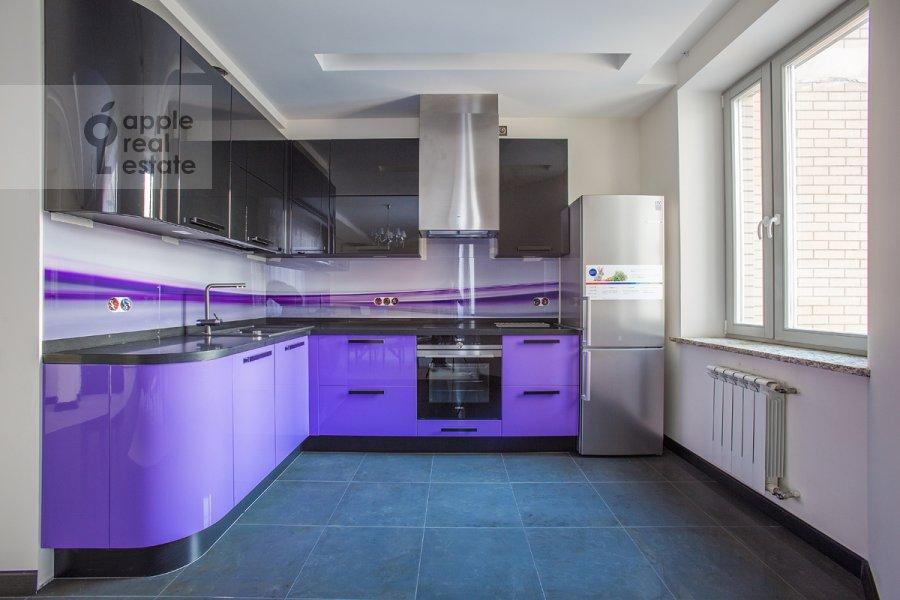 2-room apartment at Ramenki ul. 20