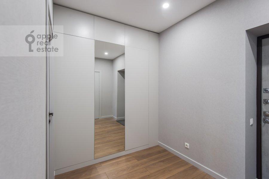 Коридор в 3-комнатной квартире по адресу Ленинский проспект 95Б
