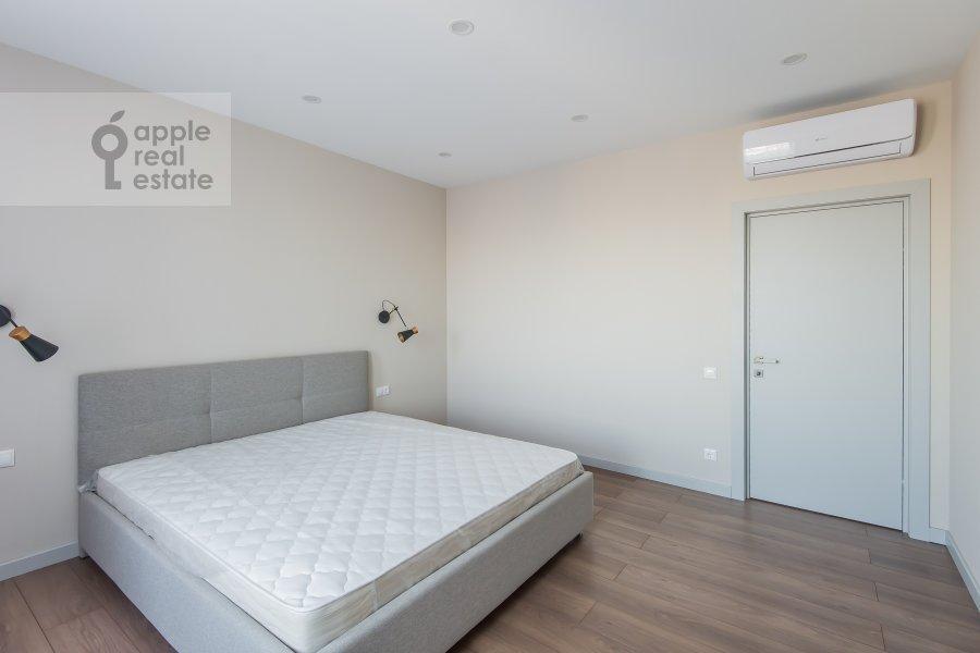 Спальня в 3-комнатной квартире по адресу Ленинский проспект 95Б