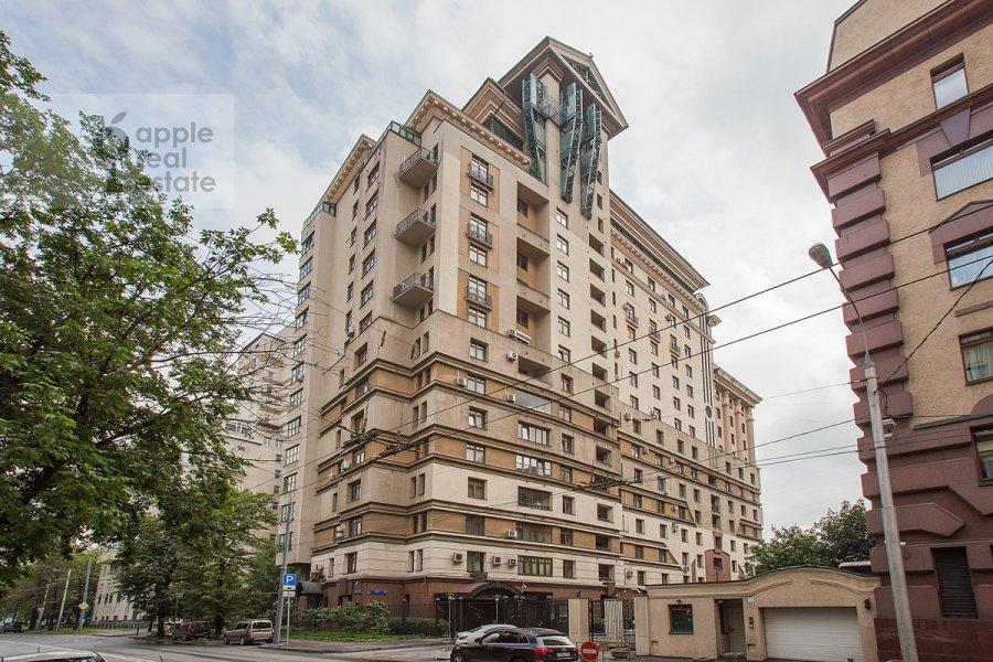 Фото дома 4-комнатной квартиры по адресу Лесная ул. 6к1