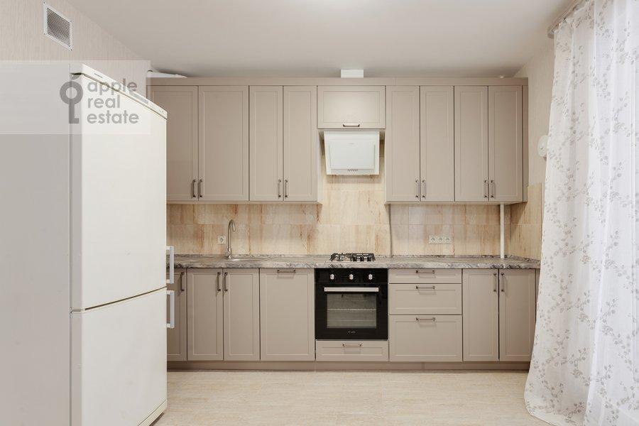 Kitchen of the 3-room apartment at Konyukhova 9