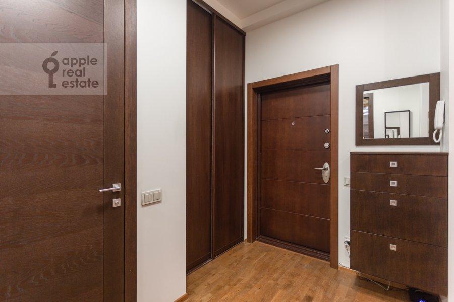Corridor of the 2-room apartment at Merzlyakovskiy pereulok 13