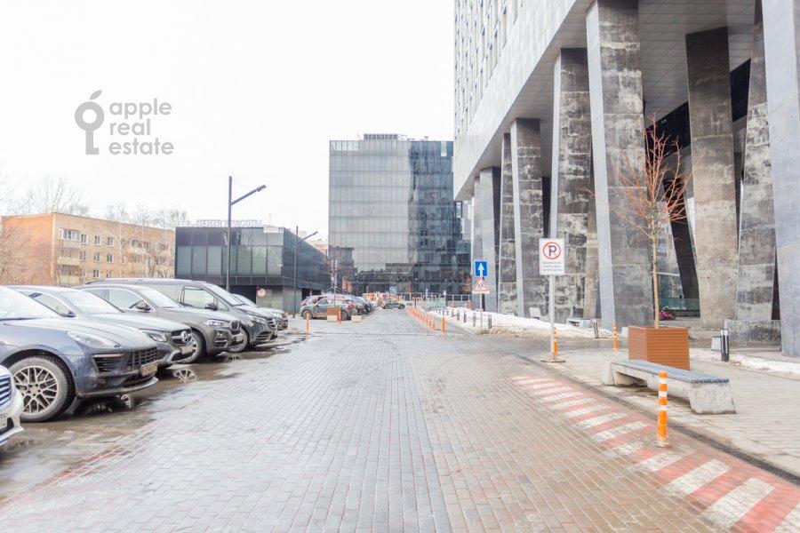 Фото дома 3-комнатной квартиры по адресу Мосфильмовская улица 8