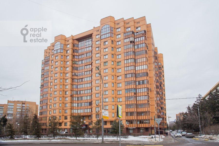 Photo of the house of the 5-room apartment at Universitetskiy prospekt 16
