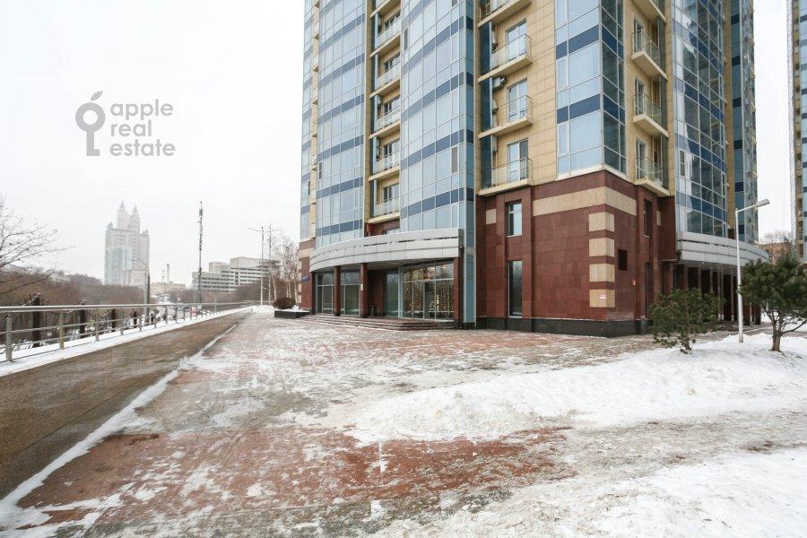 Photo of the house of the 3-room apartment at Nezhinskaya ul. 1k2