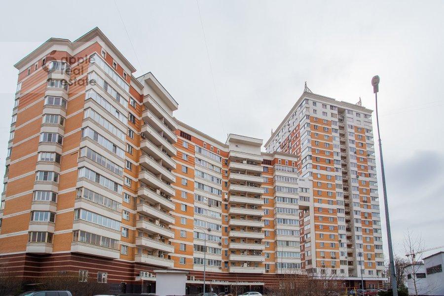 Фото дома 3-комнатной квартиры по адресу Мичуринский проспект 16