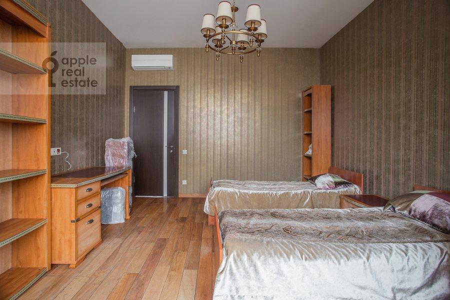 Детская комната / Кабинет в 3-комнатной квартире по адресу Мичуринский проспект 16