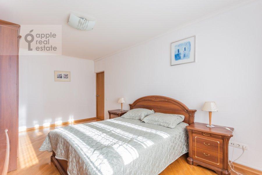 Bedroom of the 4-room apartment at Sergeya Makeeva ul. 1