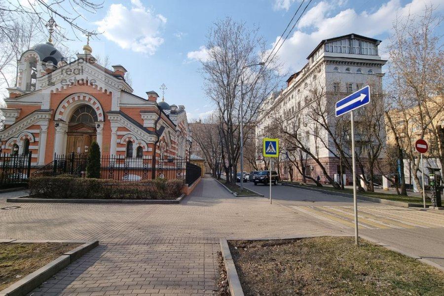 Фото дома 6-комнатной квартиры по адресу Кутузовский проезд 6
