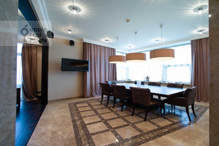 Гостиная в 5-комнатной квартире по адресу Скатертный переулок 18