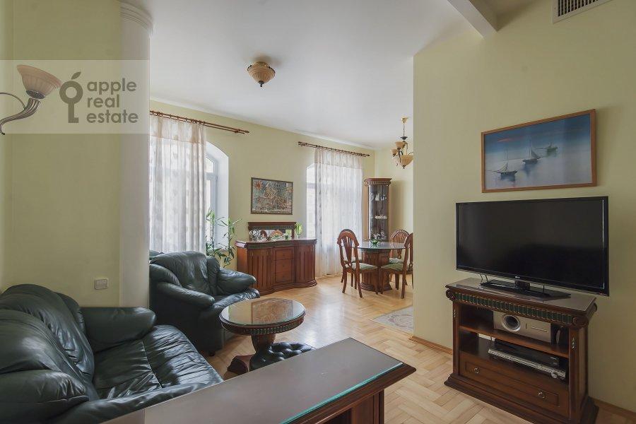 3-room apartment at Tverskaya ul. 27s2