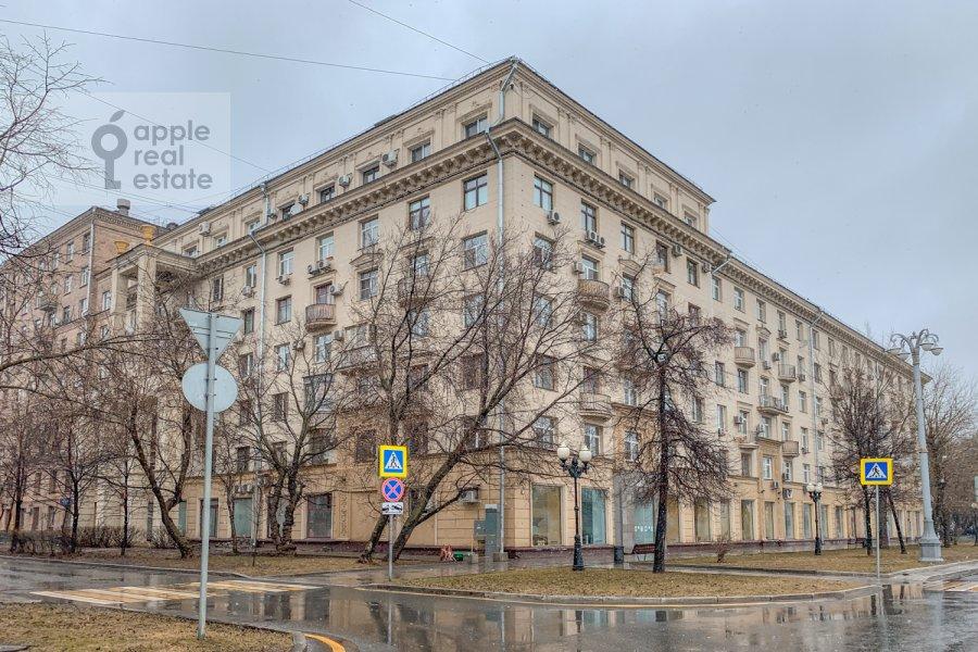 Фото дома 3-комнатной квартиры по адресу Фрунзенская набережная 28