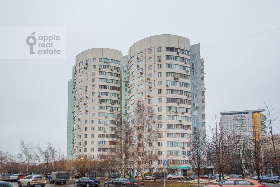 Фото дома 3-комнатной квартиры по адресу Академика Анохина 4к2