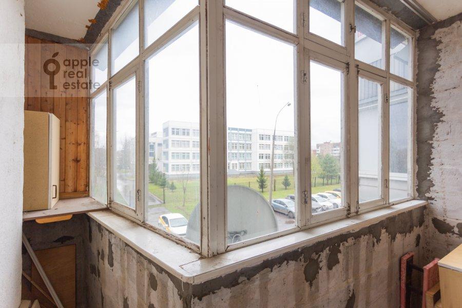 Балкон / Терраса / Лоджия в 3-комнатной квартире по адресу Южнобутовская ул. 5