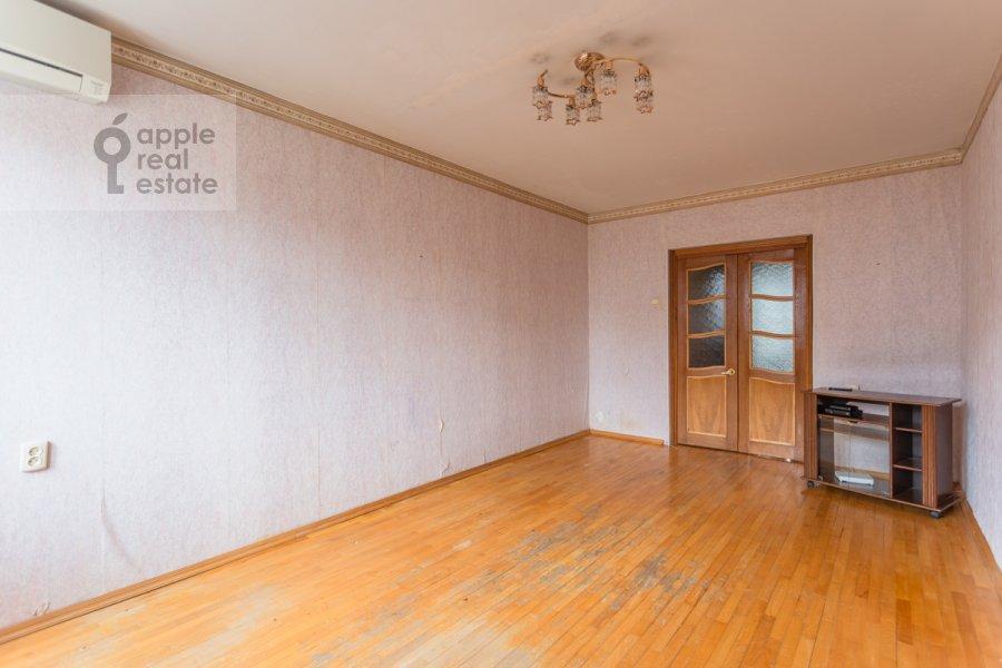 Гостиная в 3-комнатной квартире по адресу Южнобутовская ул. 5