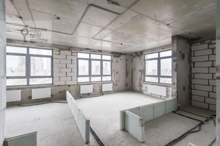 Гостиная в 2-комнатной квартире по адресу Красногвардейский бульвар 15с2
