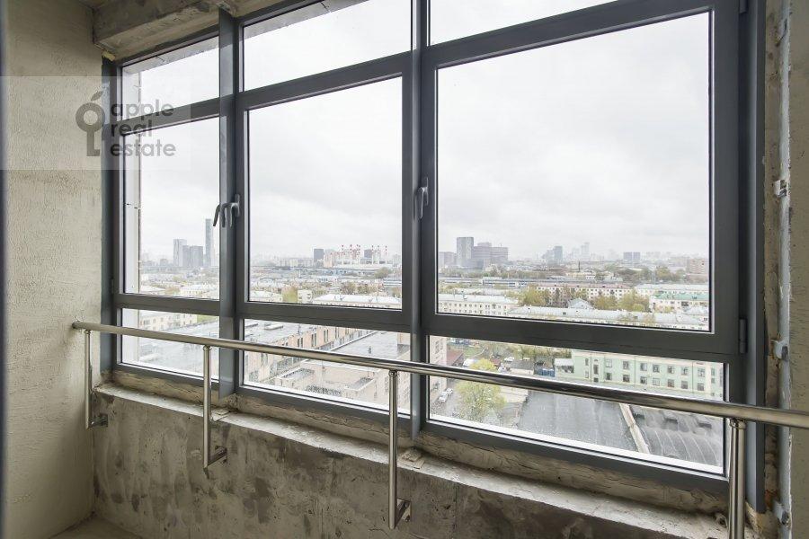 Балкон / Терраса / Лоджия в 2-комнатной квартире по адресу Красногвардейский бульвар 15с2