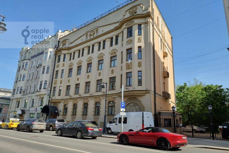 Фото дома 5-комнатной квартиры по адресу Пречистенка ул. 27