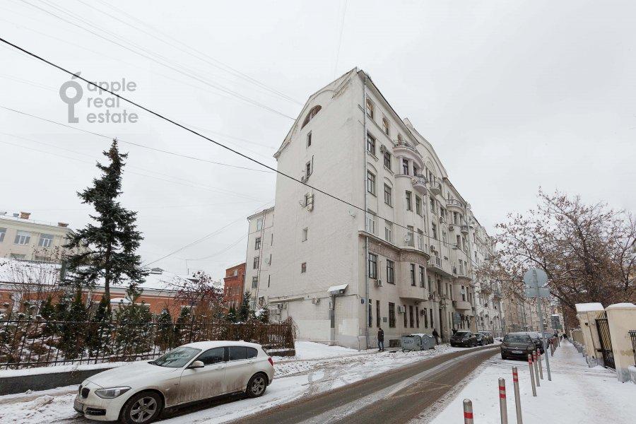 3-комнатная квартира по адресу Архангельский пер. 7