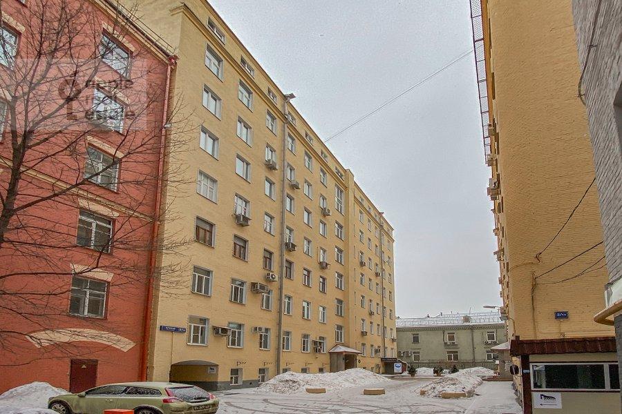 Фото дома 5-комнатной квартиры по адресу Брюсов переулок 2/14С3