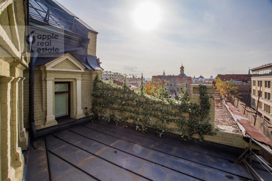 Балкон / Терраса / Лоджия в 2-комнатной квартире по адресу Никольская ул. 10/2c2б