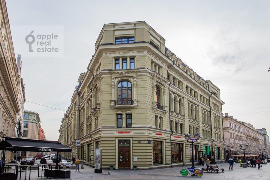 Фото дома 2-комнатной квартиры по адресу Никольская ул. 10/2c2б