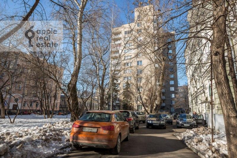 Фото дома 3-комнатной квартиры по адресу Спиридоновка ул. 12