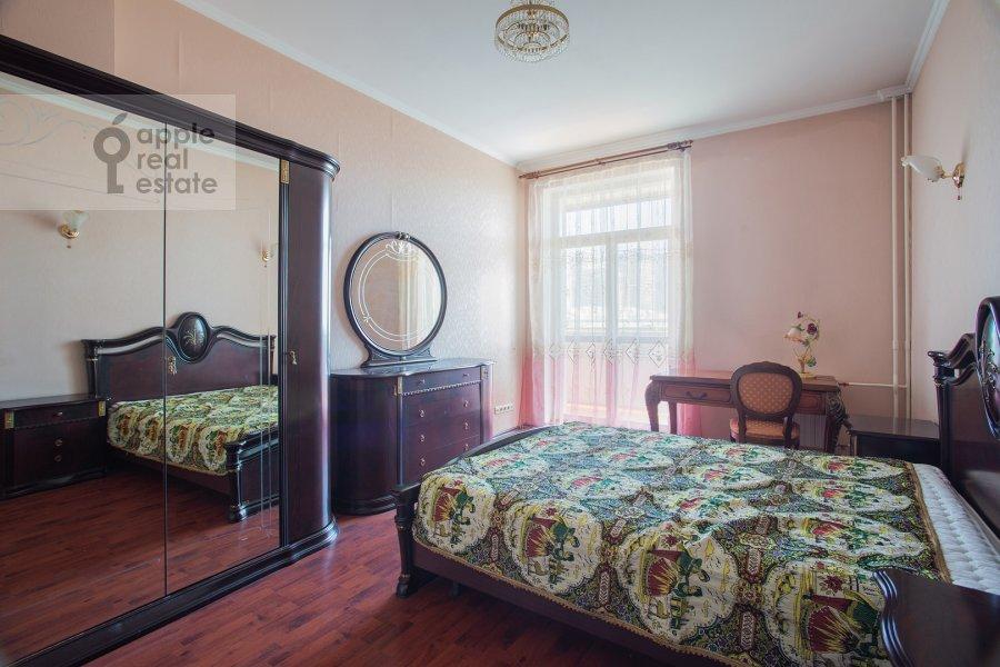 Спальня в 2-комнатной квартире по адресу Шмитовский проезд 16с1