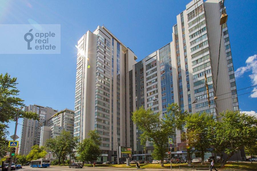Фото дома 2-комнатной квартиры по адресу Шмитовский проезд 16с1