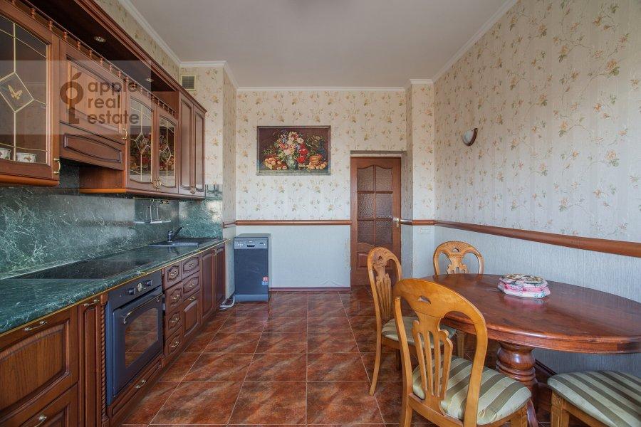 Кухня в 2-комнатной квартире по адресу Шмитовский проезд 16с1