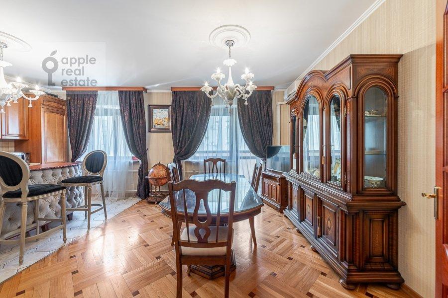 Kitchen of the 2-room apartment at 2-ya Tverskaya-Yamskaya ulitsa 26