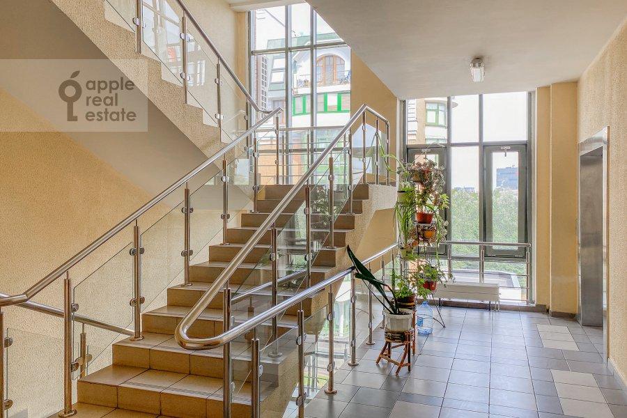 Photo of the house of the 3-room apartment at Krylatskaya ulitsa 45K2