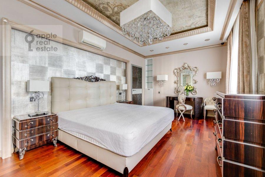 Bedroom of the 3-room apartment at Marshala Zhukova pr-t. 78