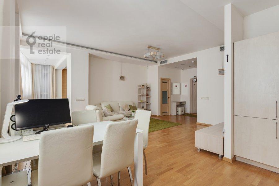 Гостиная в 2-комнатной квартире по адресу проезд Березовой Рощи 12