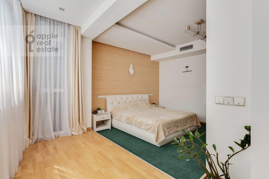 Спальня в 2-комнатной квартире по адресу проезд Березовой Рощи 12
