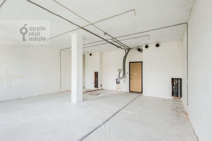Living room of the 2-room apartment at Povarskaya ulitsa 8k1