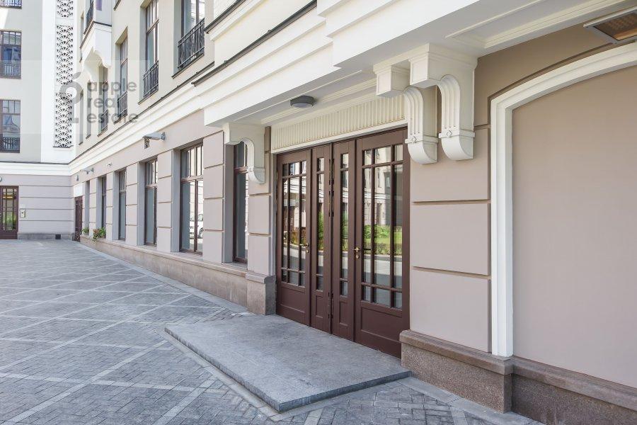 Photo of the house of the 2-room apartment at Povarskaya ulitsa 8k1