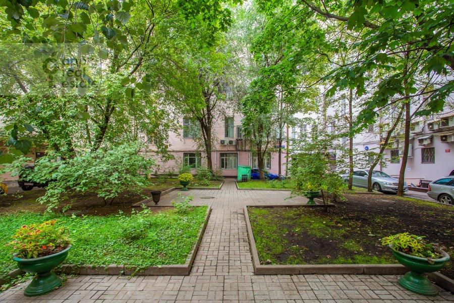 Фото дома 3-комнатной квартиры по адресу Б. Николопесковский пер. 3