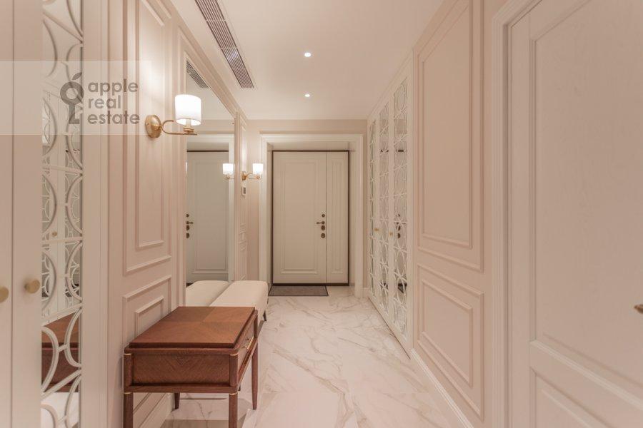 Corridor of the 5-room apartment at Spiridonovka 18