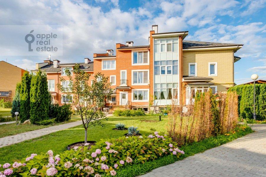 Фото дома 3-комнатной квартиры по адресу жилой комплекс Ангелово-Резиденц 83
