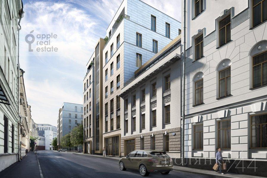 Фото дома квартиры-студии по адресу Полянка Большая ул. 44